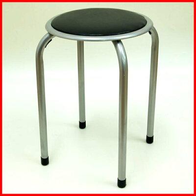 【レビューを書いて送料無料】パイプ 椅子 パイプ椅子 パイプイス パイプいす 丸椅子 パイプ...