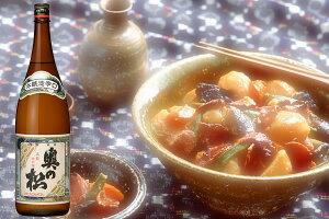 奥の松本醸造辛口1800ml