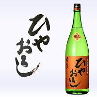 季節の限定品/奥の松特別純米原酒ひやおろし