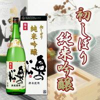 奥の松季節の限定品/初しぼり特選純米