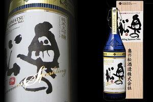 MFJ勝利の美酒/発泡性のあるスパークリング日本酒。【送料無料】奥の松 純米大吟醸プレミアム...
