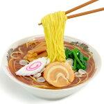 【送料無料!!】箸で持ち上げたラーメン食品サンプル