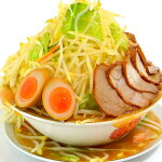 【送料無料!!】G系ラーメン野菜マシマシ食品サンプル