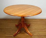 ≪ティーテーブル,ラウンジテーブル,架台,直径90cm≫天然木製テーブル 丸テーブル 花台 飾り...