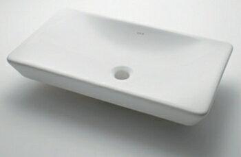 カクダイ【#VR-4461B0030016】角型洗面器