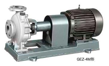 川本 渦巻ポンプ 60Hz【GEZ1506-4ME30】 三相200V 30kW GEZ-4M形 カワホープ 海水用ポンプ ナイロンコーティング品