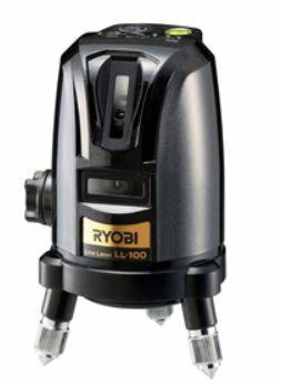 RYOBI(リョービ)『レーザー墨出し器(LL-100)』