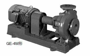 川本 うず巻ポンプ 4極 50Hz【GEO1505M4ME55】三相200V 55kW GE-4M形
