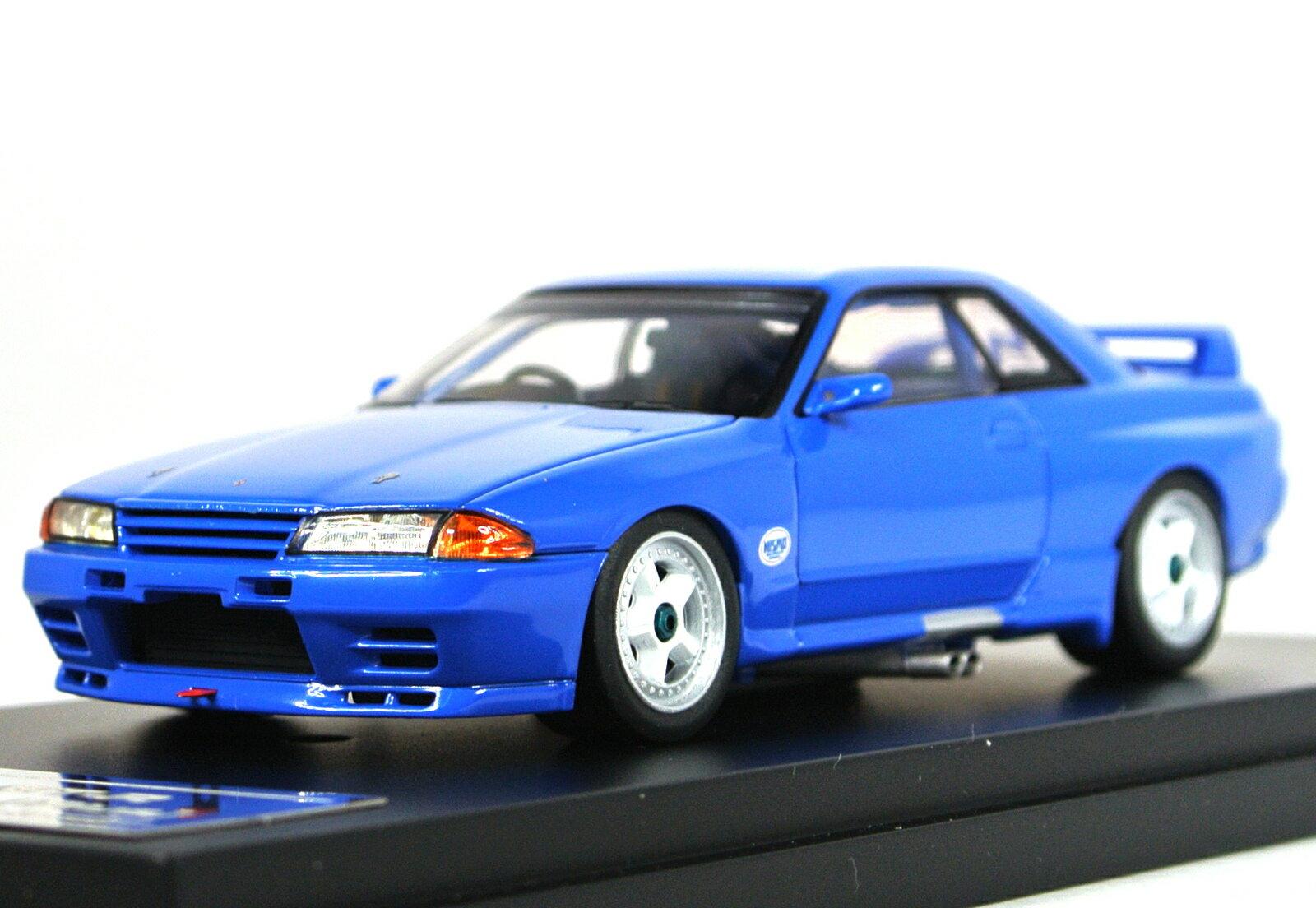 車, ミニカー・トイカー hpiracinghpi143 GT-R GROUP-A (Blue 8118