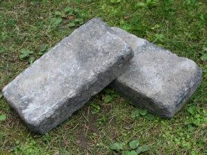 アンティークレンガの塀