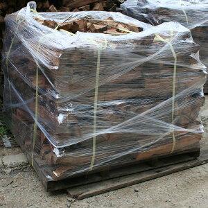 岡山産コナラ薪36cm60束パレットセット(送料別)