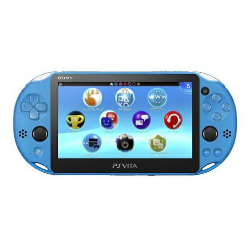 プレイステーション・ヴィータ, 本体 PSVita 2000 PlayStation Vita Wi-Fi (PCH-2000ZA23) PlayStationVita SONY 4948872414050