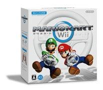 WiiウィーマリオカートWiiハンドル同梱ソフトニンテンドー任天堂NINTENDO中古4902370516463【中古】
