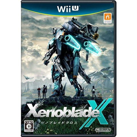 WiiU, ソフト WiiU WiiU XenobladeX Nintendo 4902370528596
