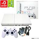 PS2 プレステ2 プレイステーション2 PlayStation 2 セラミック・ホワイト (SCP ...