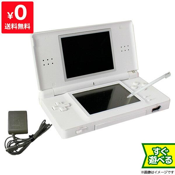DSライトDSLite本体ホワイトニンテンドー任天堂Nintendo充電器&タッチペン付きすぐ遊べるセット49023705129