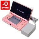 3DS ニンテンドー3DS ミスティピンクCTR-S-PAAA 本体 すぐ遊べるセット Ninten...