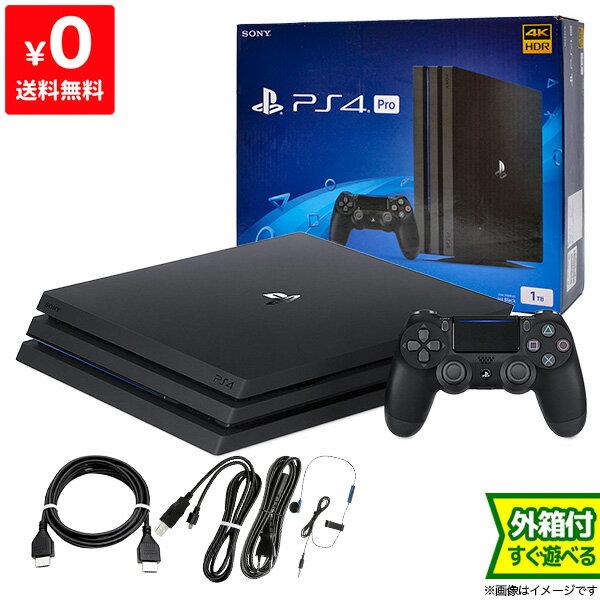 プレイステーション4, 本体 PS4 4 4 1TB Pro CUH-7100BB01 PlayStation4 SONY 4948872414487