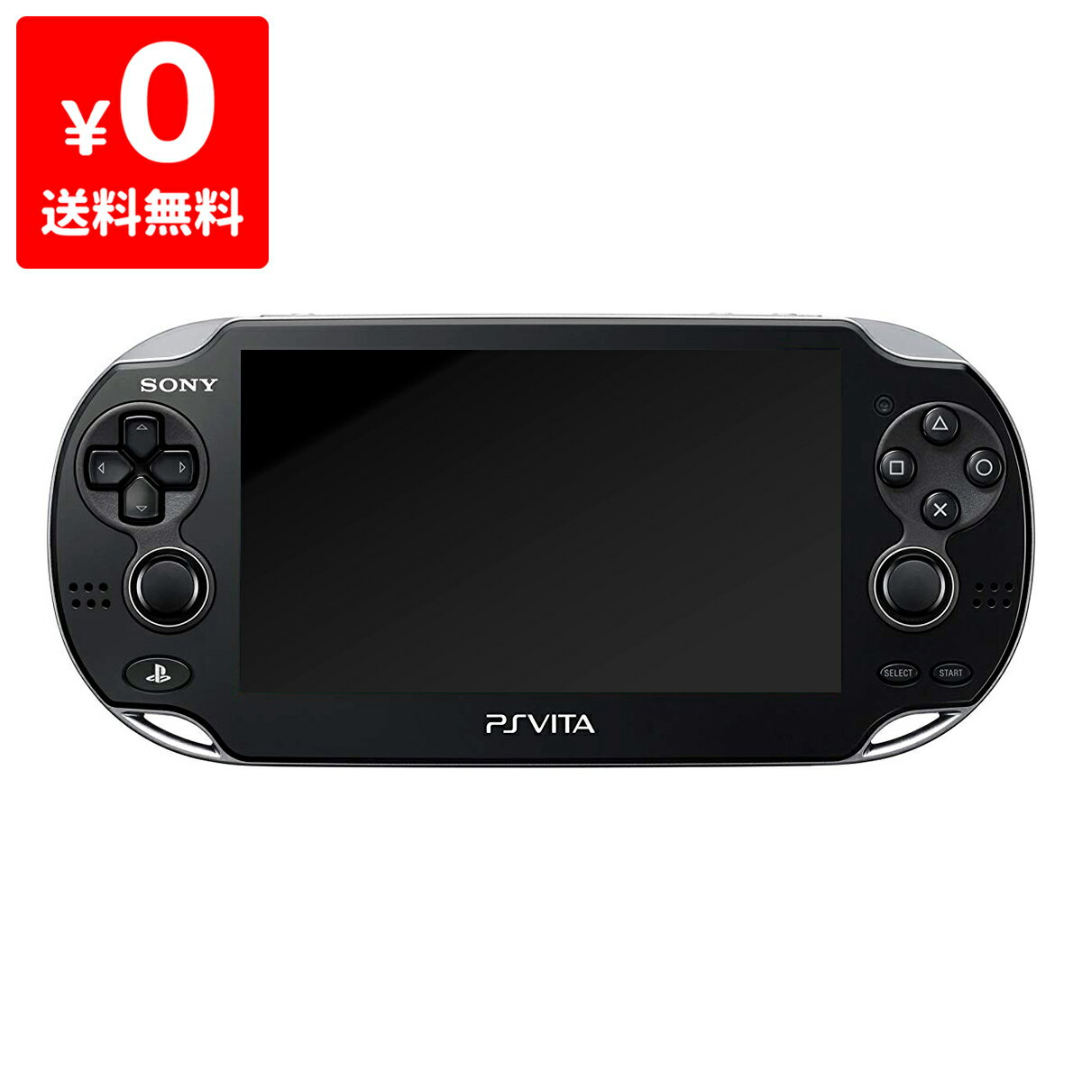 プレイステーション・ヴィータ, 本体 PSVita PlayStation Vita 3GWi-Fi (PCH-1100AB01) PlayStationVita SONY 4948872412940