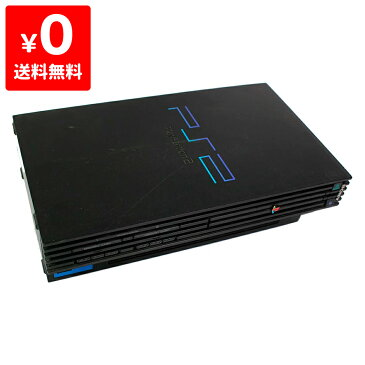 PS2 プレステ2 プレイステーション2 PlayStation2 本体のみ SCPH-18000 SONY ゲーム機 中古 4948872880008 送料無料 【中古】