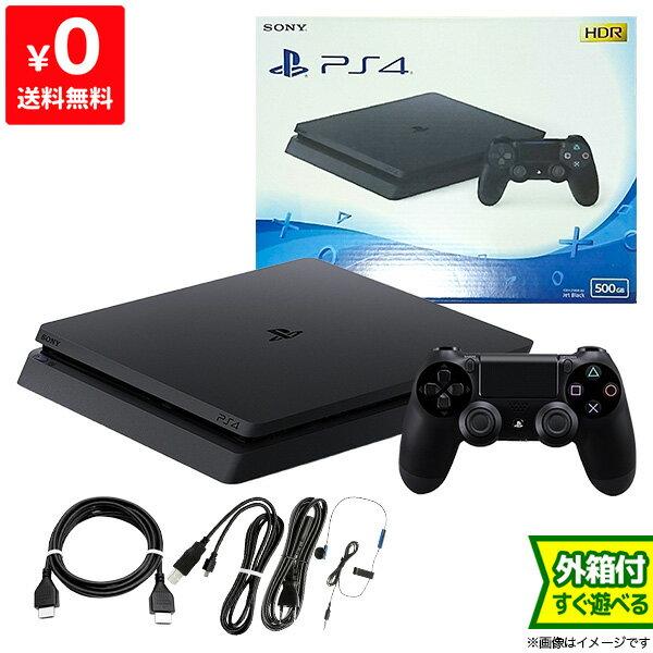 プレイステーション4, 本体 PS4 4 CUH-2100AB01 500GB