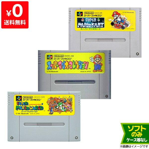 スーパーファミコン, ソフト  3