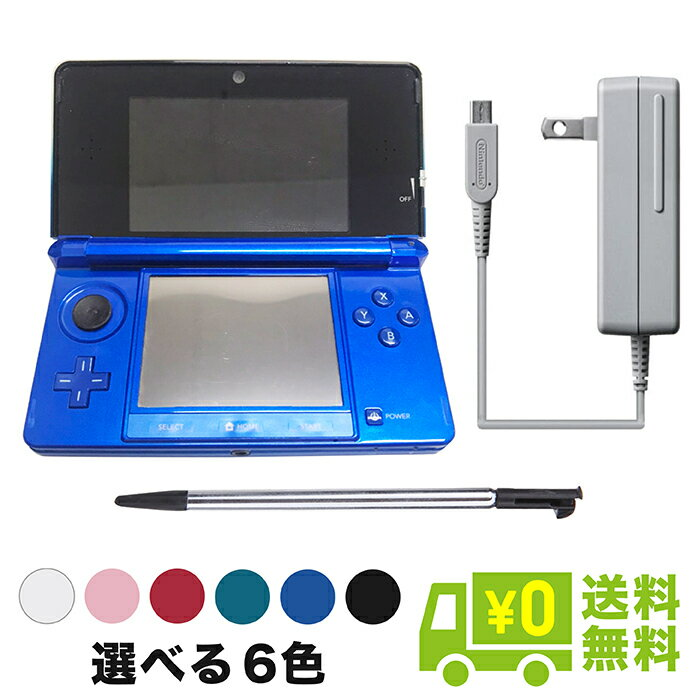 Nintendo 3DS・2DS, 3DS 本体 3DS ( ) 6 Nintendo