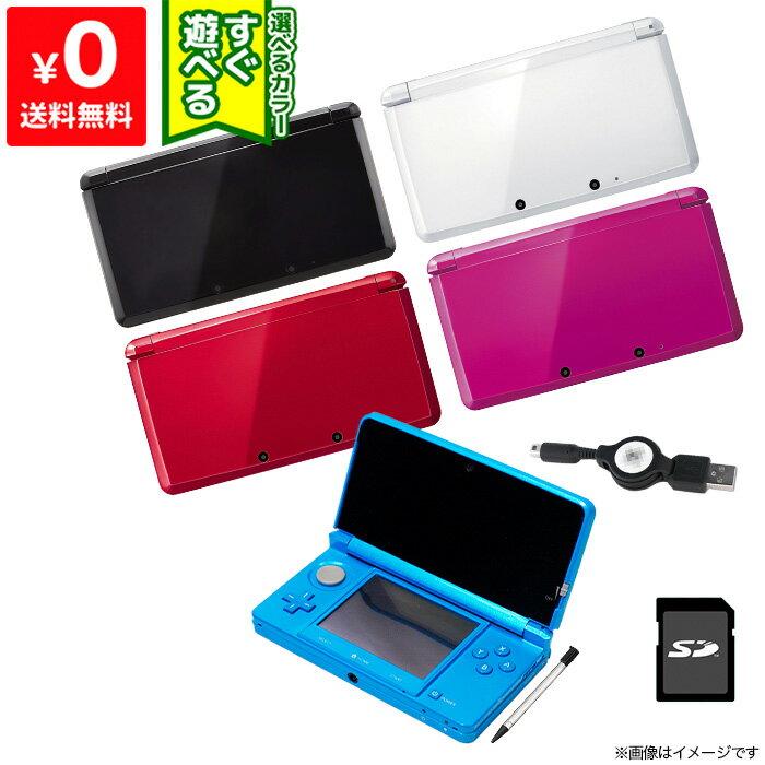 Nintendo 3DS・2DS, 3DS 本体 3DS SD 5 USB Nintendo