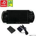 iimo リユース店で買える「PSP 本体 PSP-3000PB ピアノ・ブラック PSP-3000 すぐ遊べるセット プレイステーションポータブル ゲーム機 4948872411967 【中古】」の画像です。価格は7,580円になります。