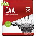 GronG(グロング) EAA 1kg グリーンアップル 風味 10種類 アミノ酸 サプリメント 国産