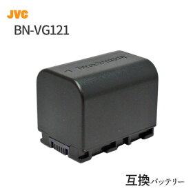 ビクター(Victor)BN-VG119/BN-VG121互換バッテリー(VG107/VG108/VG109/VG114/VG119/VG121/VG129/VG138)【メール便送料無料】