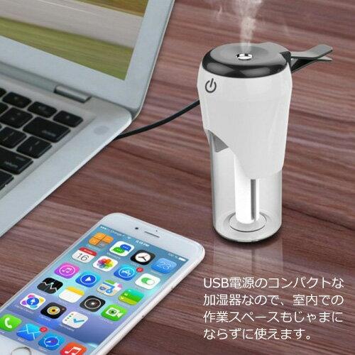 『加湿器+USB出力付きシガーソケット(BC20)』