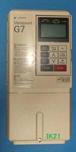 安川電機〓高性能&環境対応本格ベクトル制御汎用インバータ(三相電源AC200V用)22KW/重負荷15KW〓CIMR-G7A2022