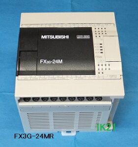 三菱電機〓マイクロシーケンサFX3Gシリーズ(基本ユニット)〓FX3G-24MR/ES