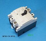 三菱電機 〓 漏電遮断器、制御盤用、高調波・サージ対応形(FAシリーズ) 3P 5A 〓 NV30-FA  3P 5A (感度電流15mA,30mA)