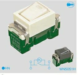 Panasonic(パナソニック)ほたるスイッチ〓 WN5051