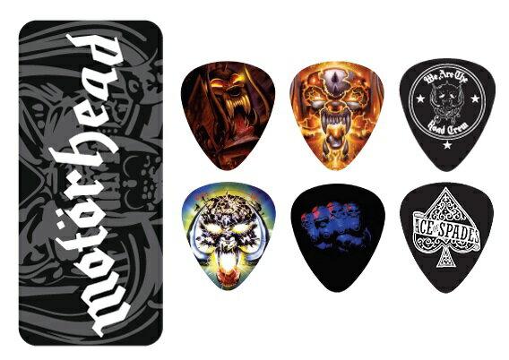 アクセサリー・パーツ, ピック Dunlop (Jim Dunlop) Motorhead Album Art Picks MHPT03 6