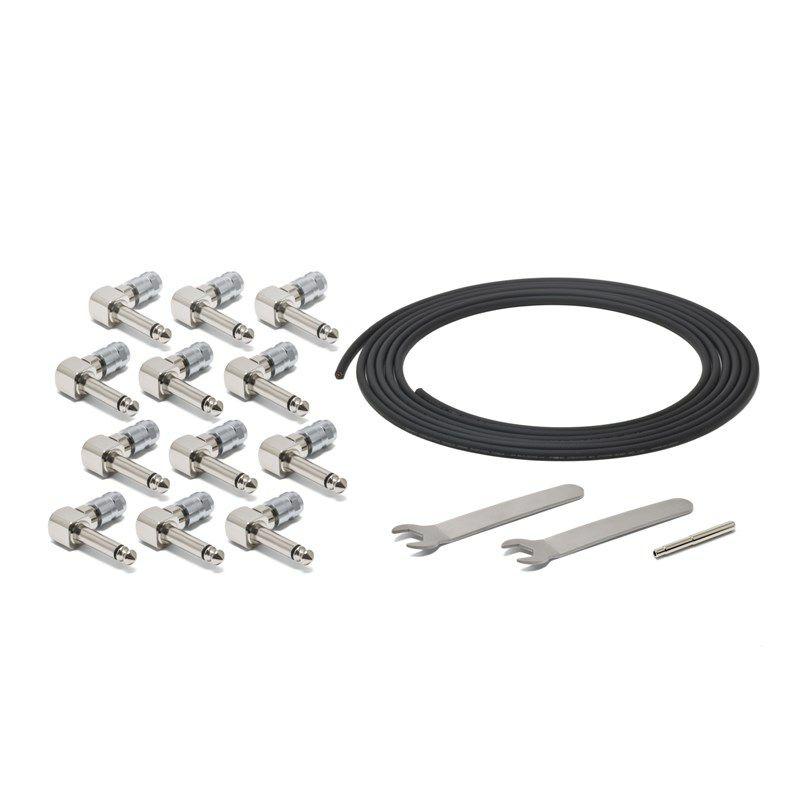 ケーブル, シールドケーブル  Oyaide(NEO) NEO Solderless Series Solderless Kit L12 SLP-240L12SLD-ZERO3.0mSP-10