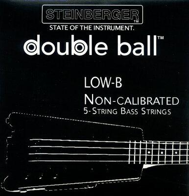 ベース用アクセサリー・パーツ, 弦 STEINBERGER SST-111 5-String Bass Strings (Low B : 045-128)