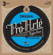 D'Addario Pro-Arte Classical Guitar Nylon Strings ×3セット [EJ46-3D/Hard Tension]