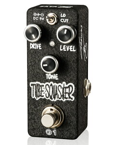 New Analog Micro Pedals – with Thomas Blug SignatureXvive XV-O1 TUBE SQUASHER OVERD...
