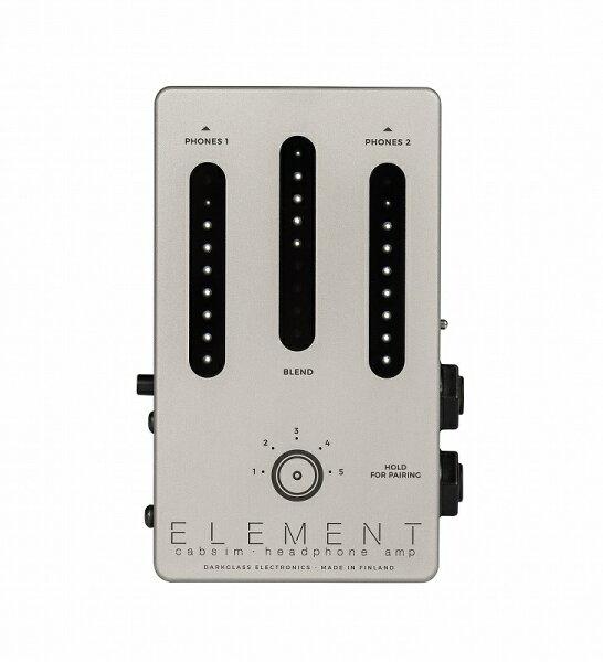 あす楽新品  DarkglassElectronicsELEMENT Headphoneamp/Cabsim