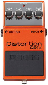 BOSS DS-1X [Distortion] 【3月入荷予定】【期間限定★送料無料】【スマートフォンからエントリ...