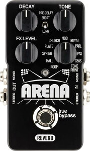 t.c.electronic Arena Reverb ��6��23������ͽ���