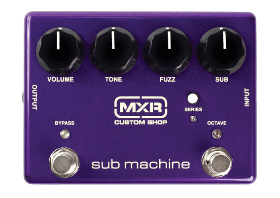 ギター用アクセサリー・パーツ, エフェクター MXR Sub Machine CSP210