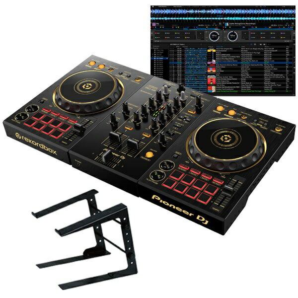 DJ機器, セット  Pioneer DJ DDJ-400-N PC DJrekordbox dj ikbp1