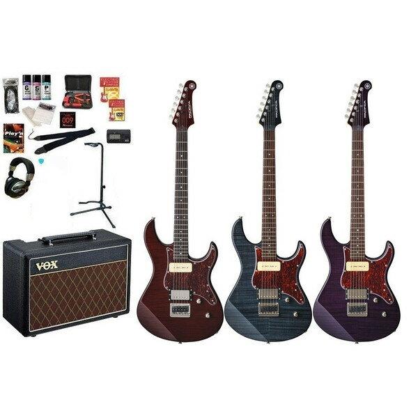 YAMAHA / PACIFICA611HFM + VOX pathfinder 10 ギターアクセサリーセット