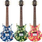 """Woodstics Guitars WS-MINI ALOHA [Produced by Ken Yokoyama] 【横山健プロデュースブランド""""Woodstics""""の第一弾モデル!】"""