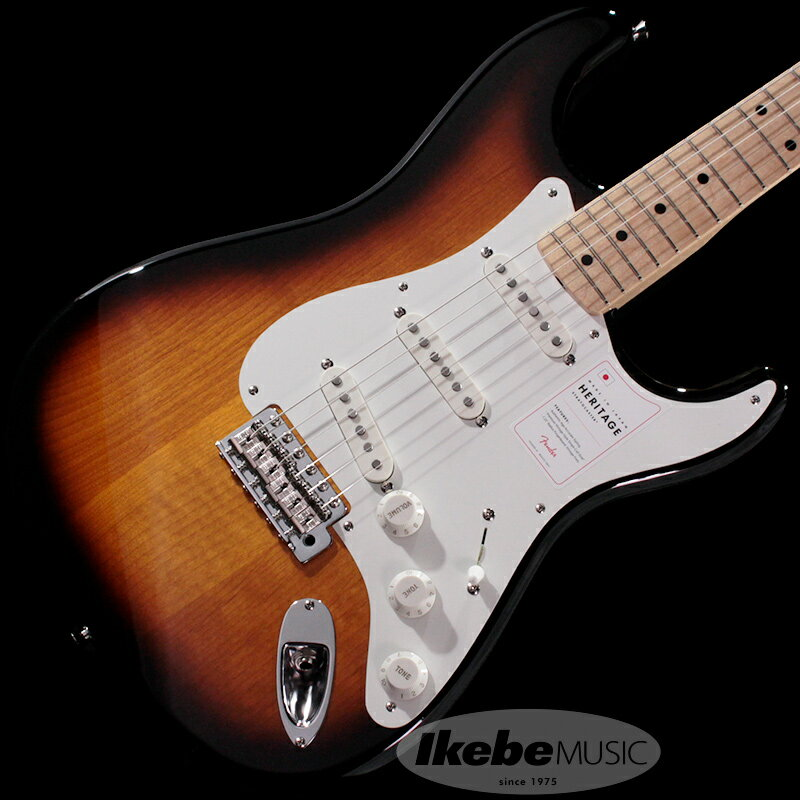 ギター, エレキギター  Fender Made in Japan Heritage 50s Stratocaster (2-Color Sunburst) Made in Japan rpt5