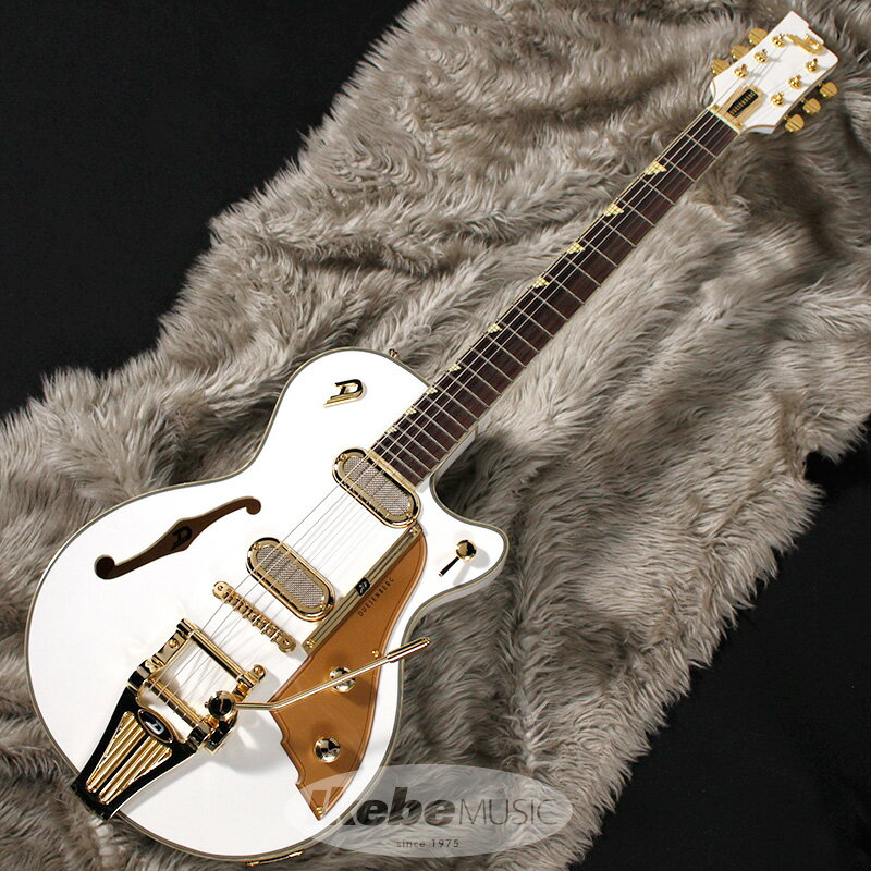 ギター, エレキギター Duesenberg DTV-PC-VNW Starplayer TV Phonic (Venetian White)